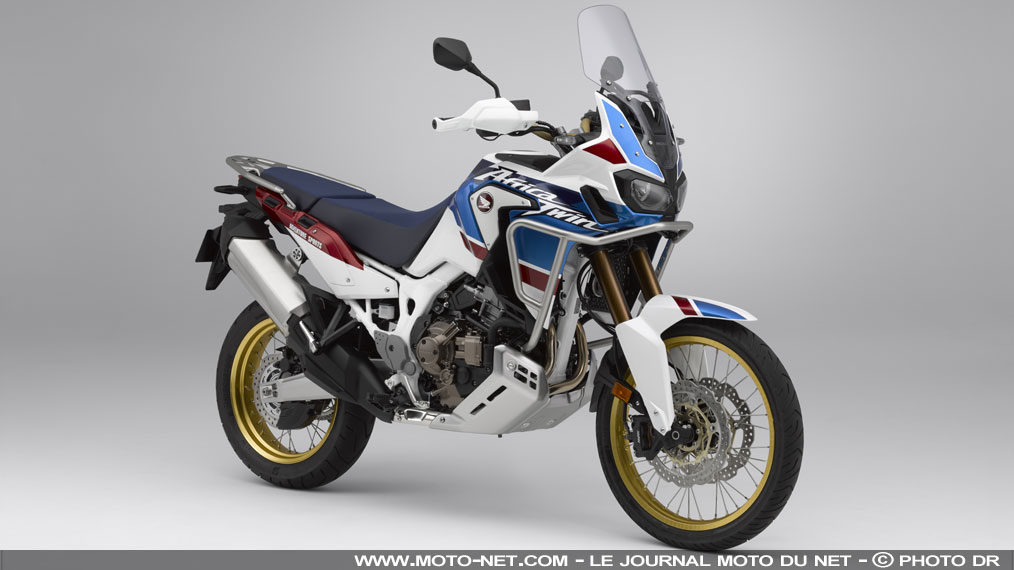 Honda Africa Twin Adventure Sports : Out of Africa