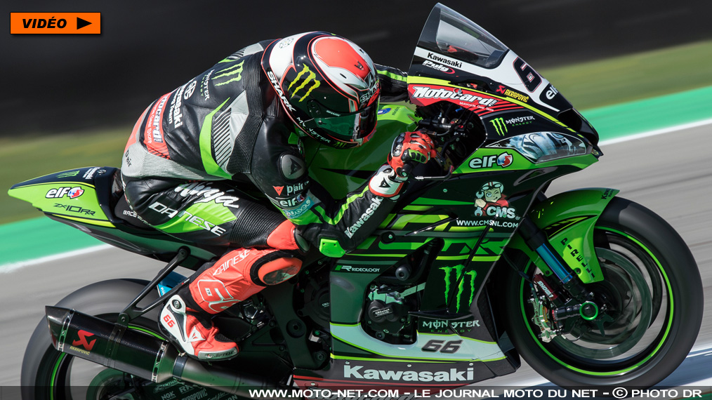 "WorldSBK Pays-Bas (2) : ""Major Tom"" Sykes sur orbite à Assen"