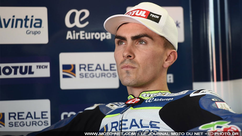 Loris Baz confirme son retrait