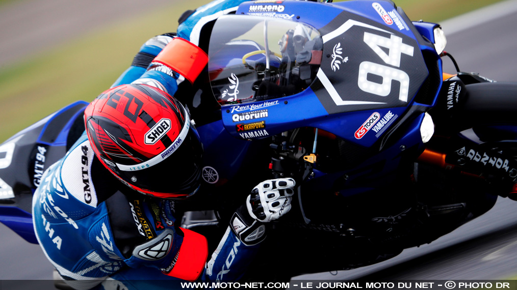 Mike di Meglio en Mondial Supersport 2018 avec le GMT94