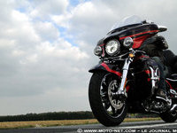 Essai Electra CVO Limited 114 : no limit !
