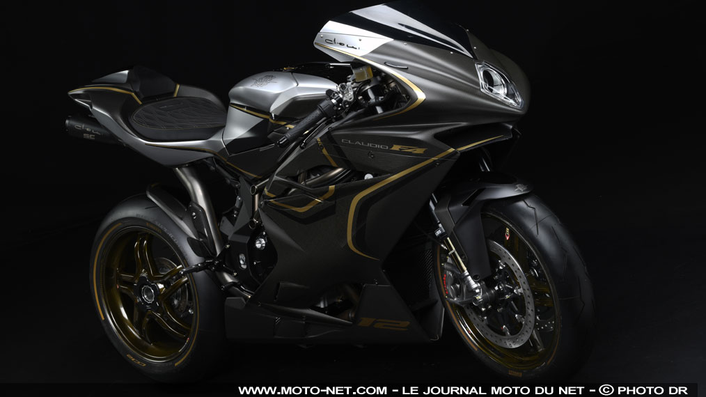 MV Agusta F4 Claudio : succession en vue