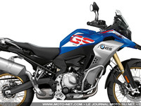 BMW F850GS Adventure : trail mid-size pour aventure extra-large