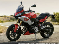 Nouvelle BMW F900 XR 2020 : un trail routier plus accessible