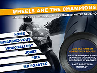Jeu-concours Metzeler : Wheels are the Champions