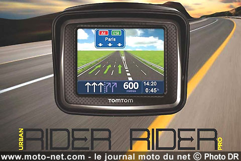 high tech gps tomtom rider 30 euros rembours s l 39 achat. Black Bedroom Furniture Sets. Home Design Ideas