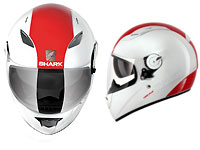 Casque intégral Touring Shark Vision-R