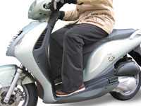 Couvre-jambes moto et scooter Tucano Urbano Takeaway