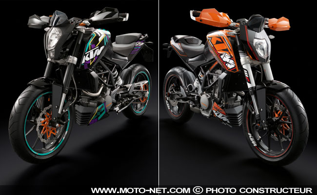 nouveaut s nouveaut s 2011 ktm 125 duke rc8 r track et smt abs. Black Bedroom Furniture Sets. Home Design Ideas