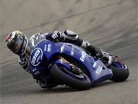 Moto GP Aragon : le soleil s'installe au warm up