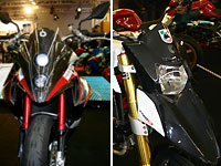 Salon de Paris : Bimota DB9 Brivido et DB10 Bimotard