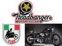 Paradise distribue les motos Headbanger en France