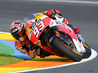 motogp moto gp valence essais fp3 marquez intouchable. Black Bedroom Furniture Sets. Home Design Ideas