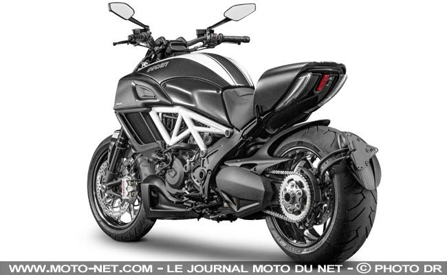 nouveaut s nouveaut s moto 2014 le ducati diavel volue. Black Bedroom Furniture Sets. Home Design Ideas