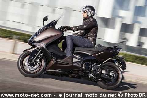nouveaut s nouveaux scooters yamaha x max 125 250 et. Black Bedroom Furniture Sets. Home Design Ideas