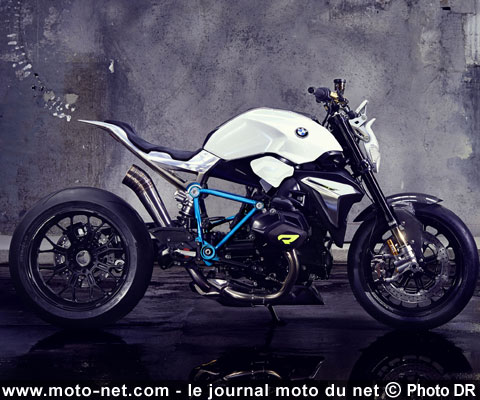 r d concept roadster bmw motorrad poursuit sa r volution. Black Bedroom Furniture Sets. Home Design Ideas