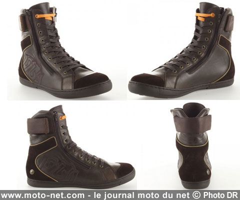 v tements bottes gants essai longue dur e chaussures moto 1964 shoes indy. Black Bedroom Furniture Sets. Home Design Ideas