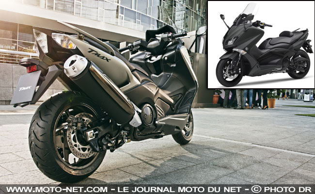 nouveaut s nouveaut s 2015 eicma yamaha tmax 530 et tmax iron max. Black Bedroom Furniture Sets. Home Design Ideas