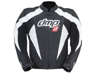 Blouson en cuir racing DMP Wheel PC