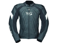 Blouson en cuir Spark Evo LT par All One