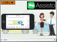 Assisto, un constat amiable d'accident sur smartphone