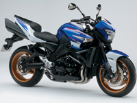 Ultimate Edition : la crise met un terme au Suzuki B-King