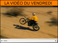La vidéo moto du vendredi : On any Sunday