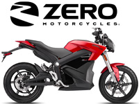 Zero Motorcycles au Salon de la moto de Paris 2013