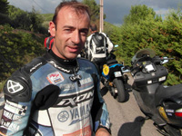 Dark Dog Moto Tour - Etape 7 : chaud Bouan !
