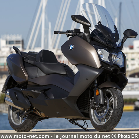 scooter essai scooter bmw c 650 gt grosse innovation. Black Bedroom Furniture Sets. Home Design Ideas