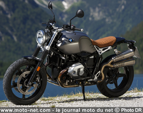 tous les tests essai bmw r ninet scrambler du neuf avec du n o r tro. Black Bedroom Furniture Sets. Home Design Ideas