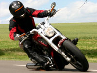 Essai V-Rod Muscle : Harley-Davidson exhibe le(s) Muscle(s) !