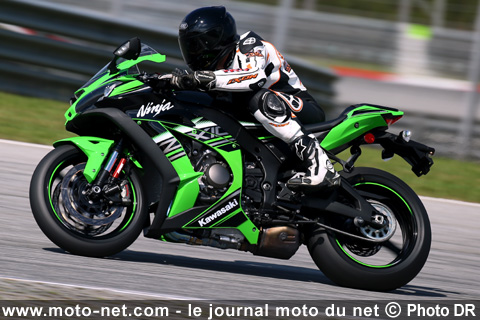 tous les tests essai kawasaki ninja zx 10r plus. Black Bedroom Furniture Sets. Home Design Ideas