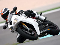 Essai de la nouvelle Daytona 675 R : Catch me if you can !