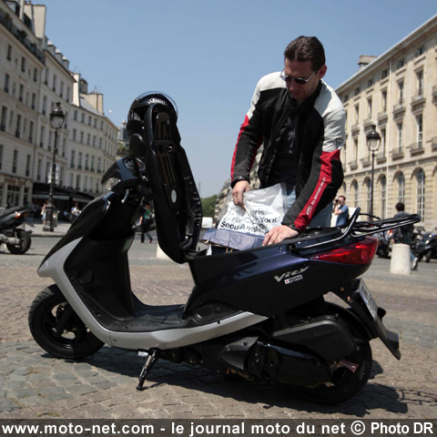 Test scooter Yamaha Vity 125 : Yamaha s'attaque au low cost !