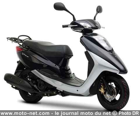 tous les tests scooter vity 125 yamaha s 39 attaque au low cost. Black Bedroom Furniture Sets. Home Design Ideas