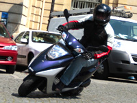 Scooter Vity 125 : Yamaha s'attaque au low cost !