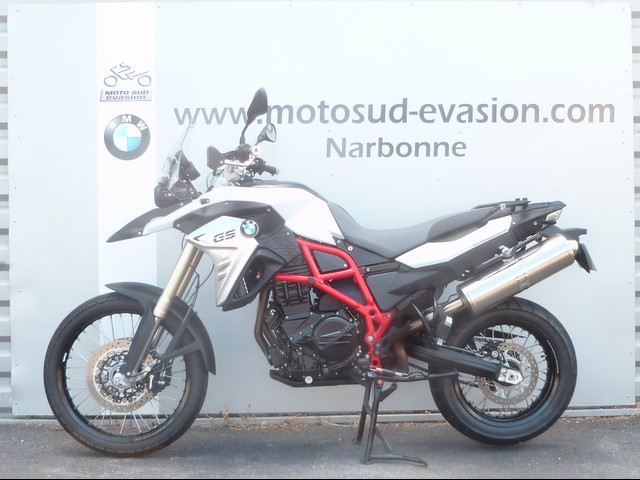 BMW 800 F 800 GS packs Style white