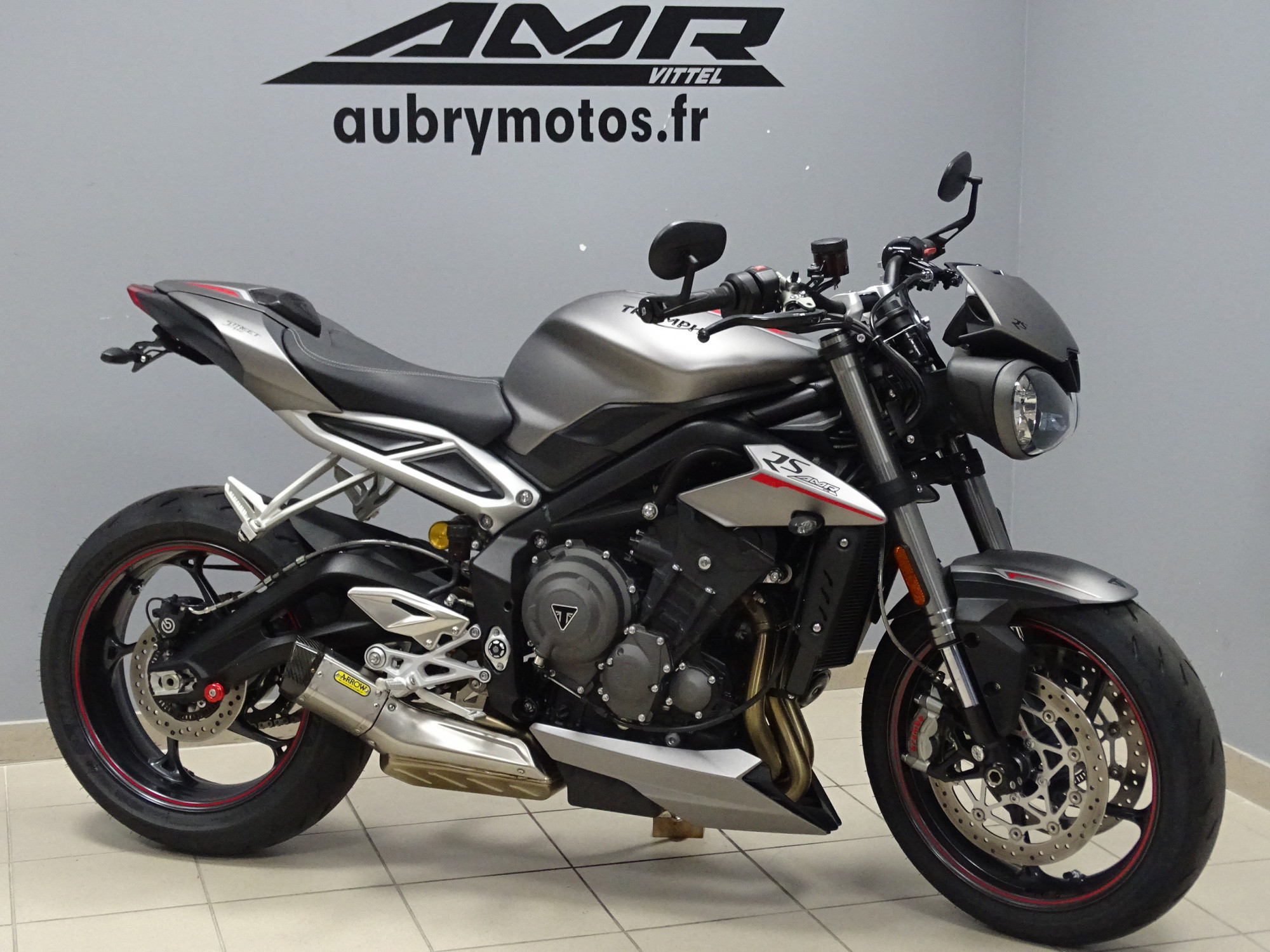 TRIUMPH 765 STREET TRIPLE 765 RS ABS