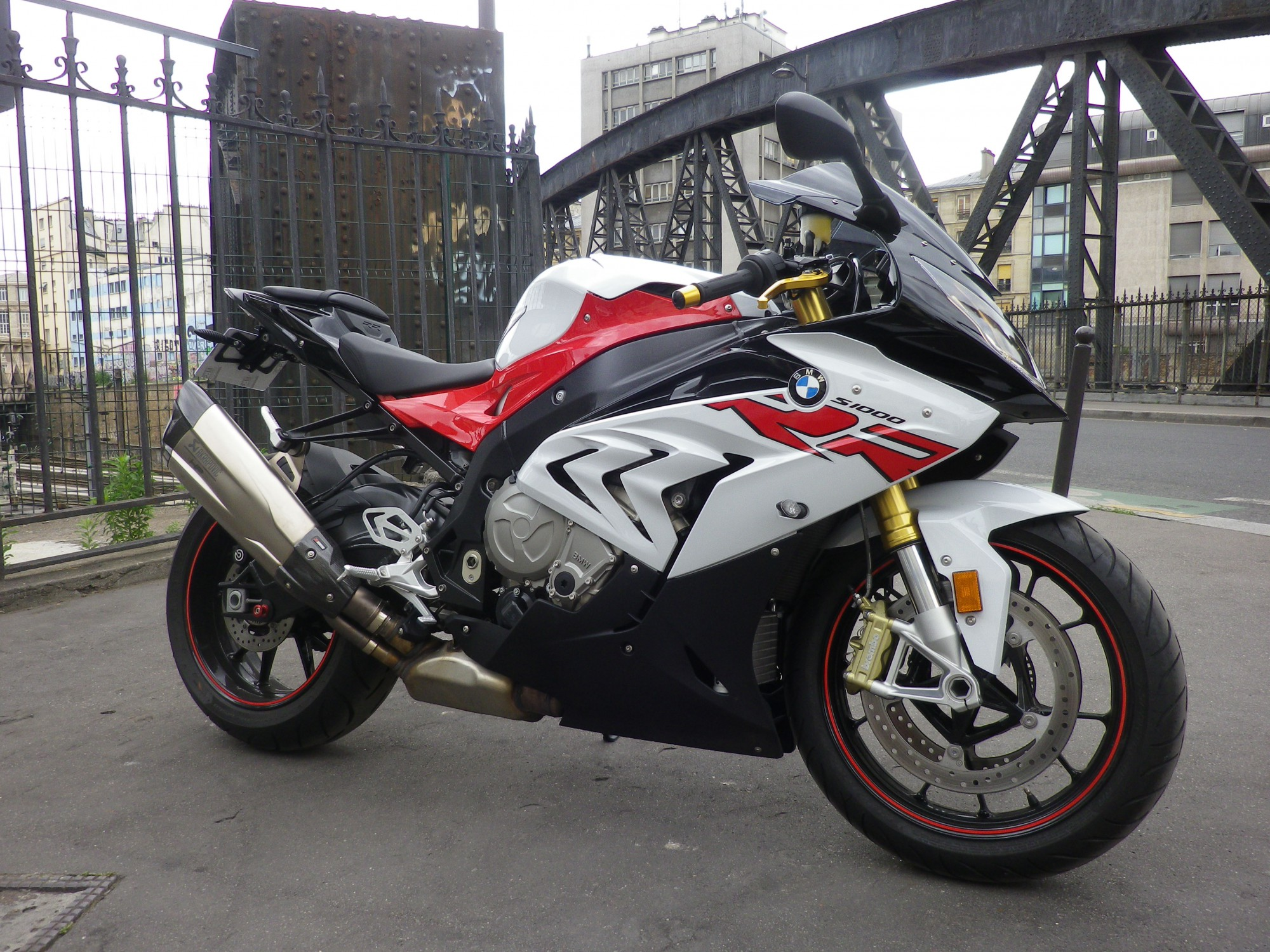BMW 998 S1000RR ABS/DTC/SHIFTER