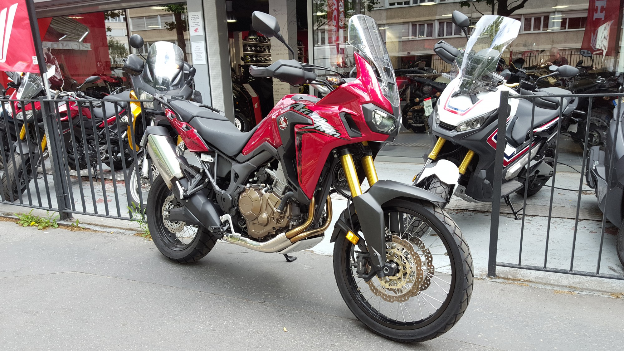 HONDA 1000 CRF 1000 AFRICA TWIN STD