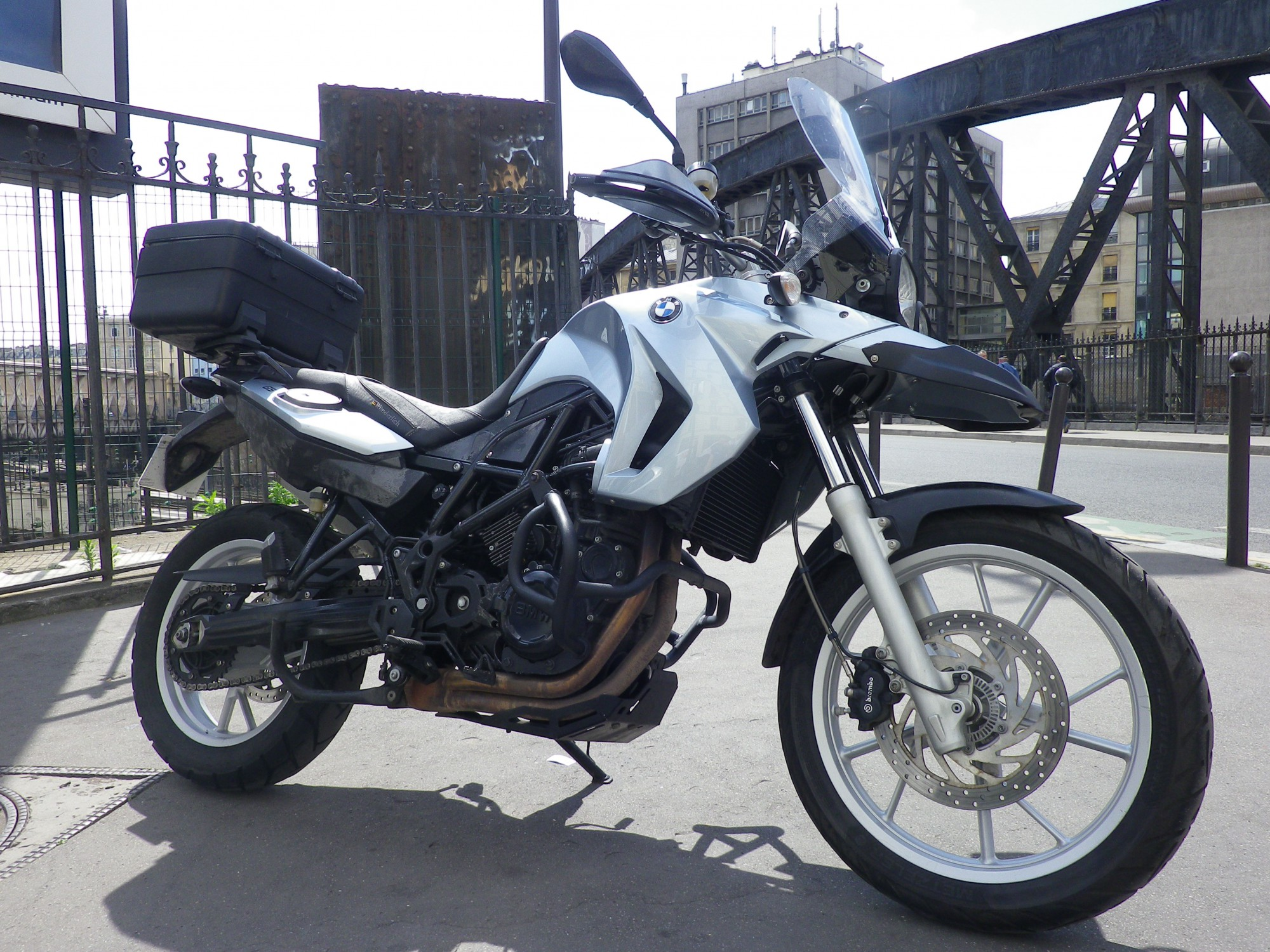 BMW 800 F650GS TWIN 09 ABS ACCESSIBLE A2
