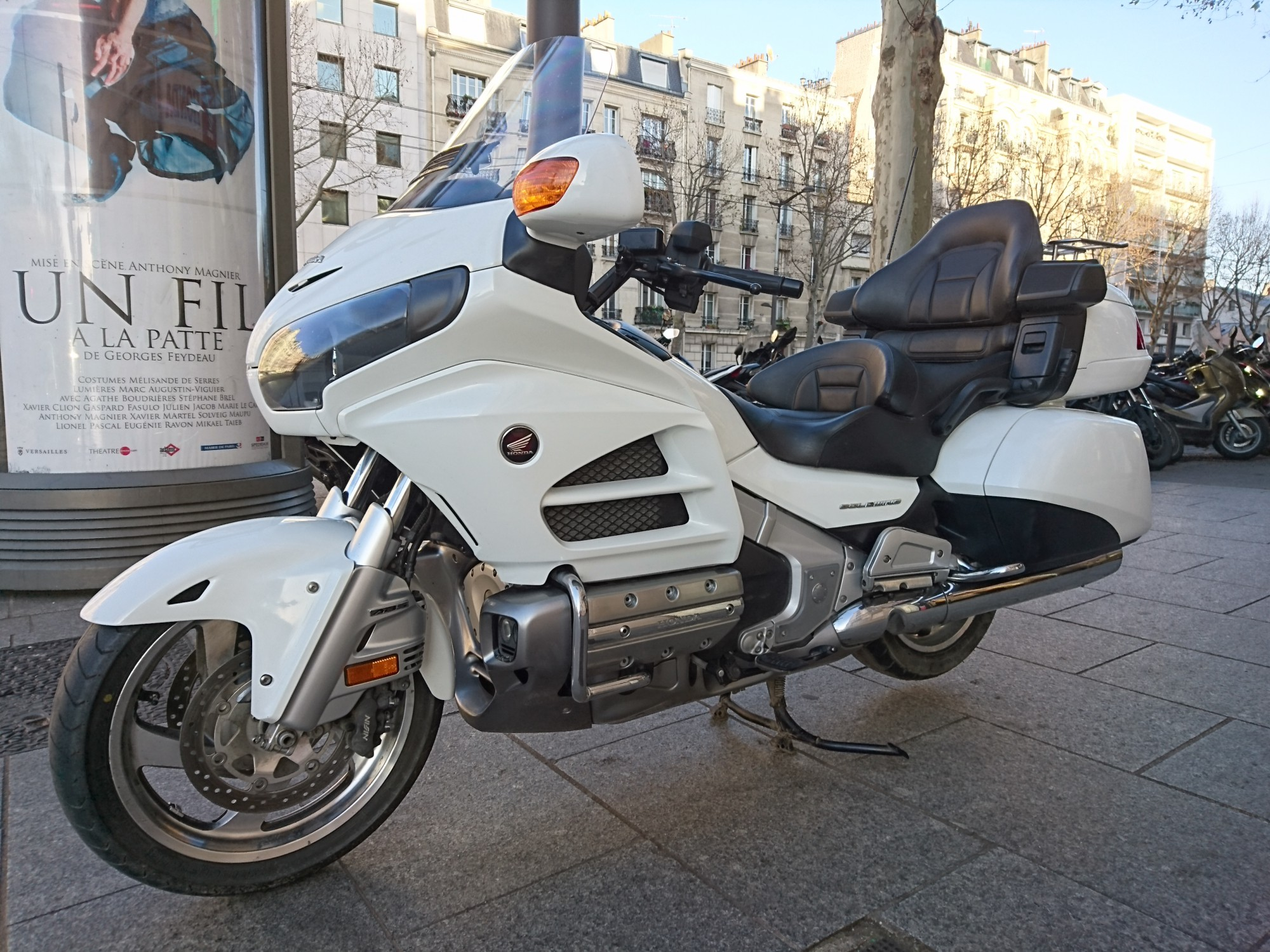 HONDA 1800 GL 1800 GOLDWING ABS-GPS
