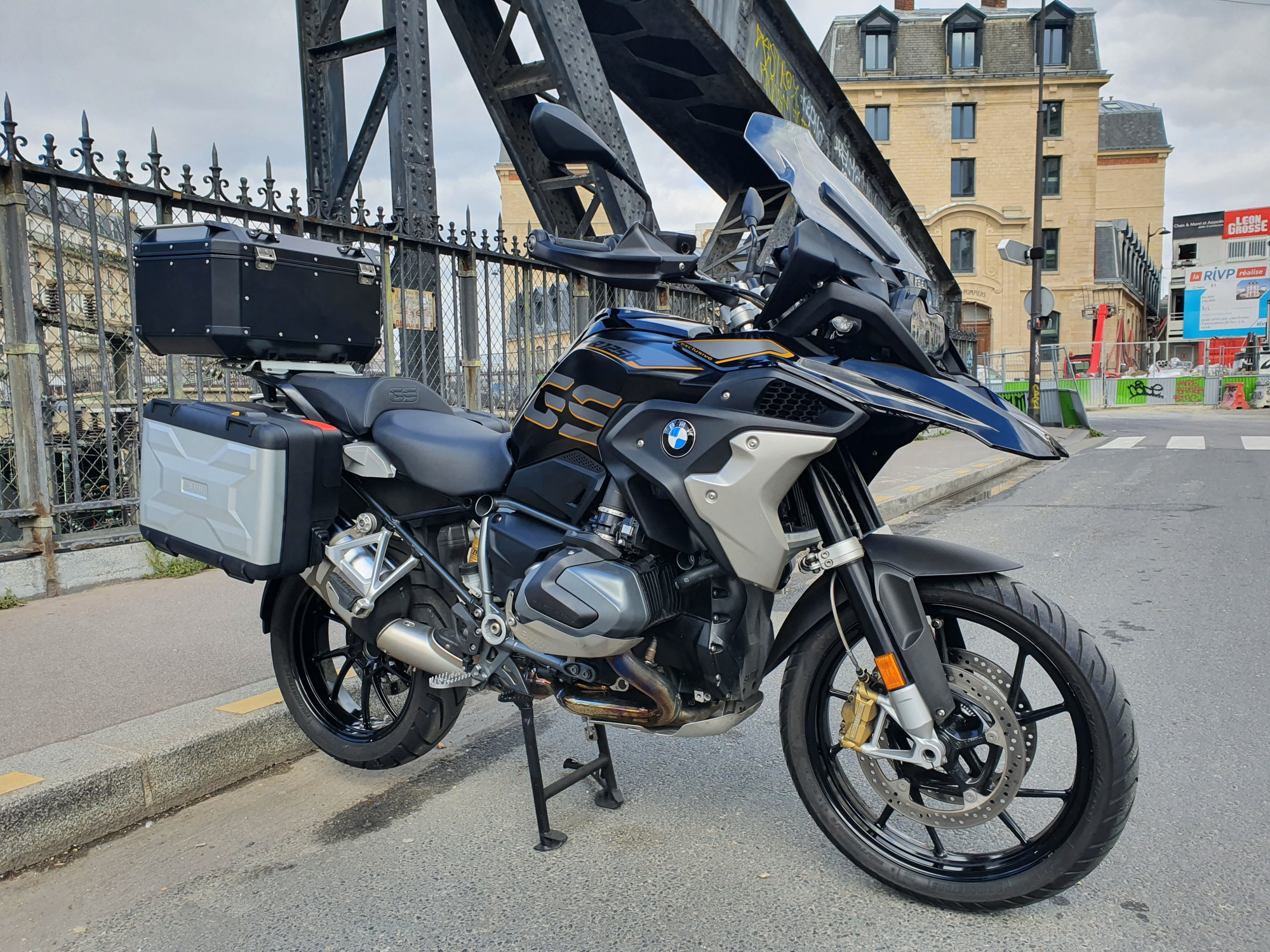 BMW 1250 R 1250 GS