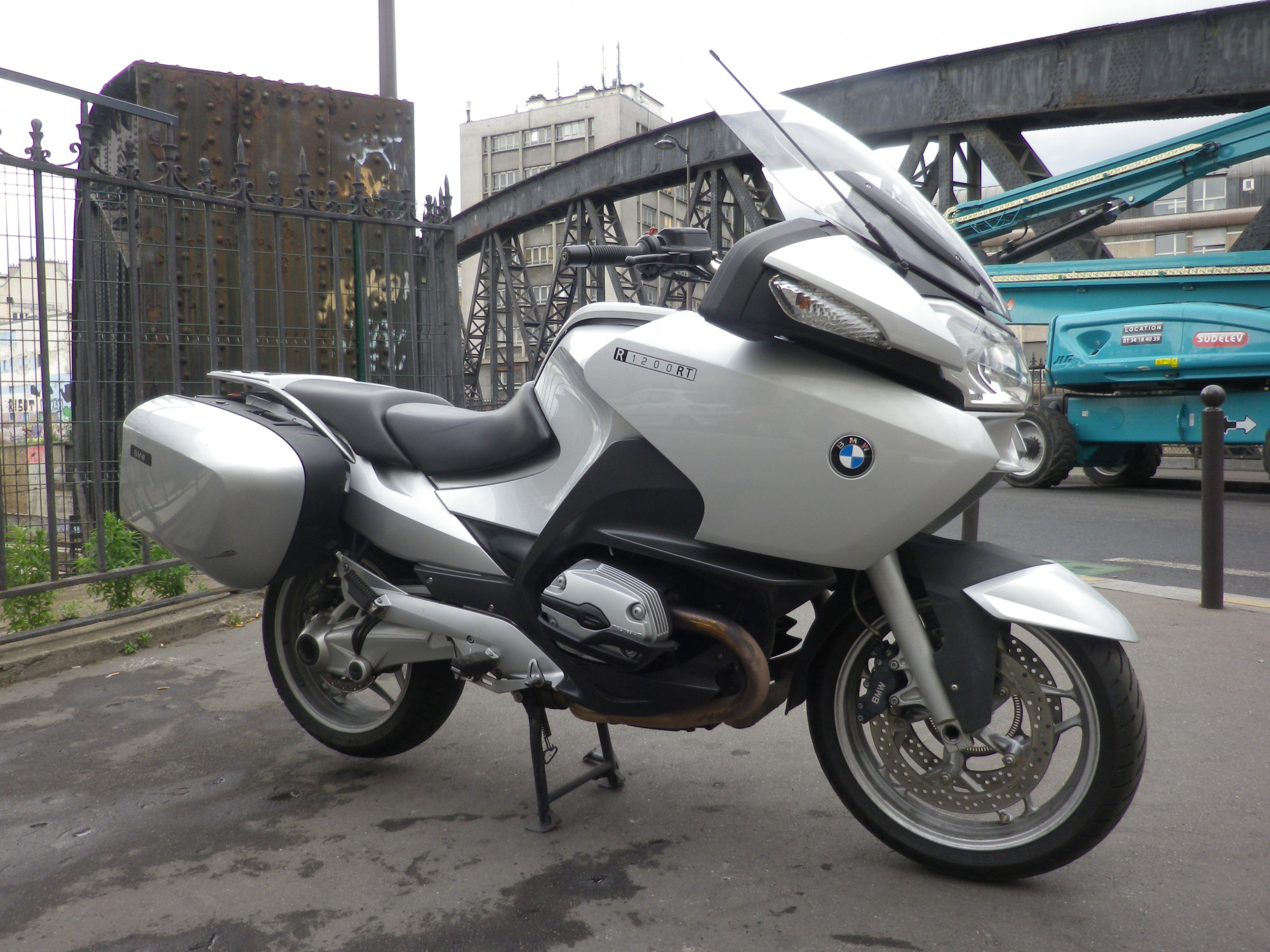 BMW 1200 R1200RT ABS - ESA