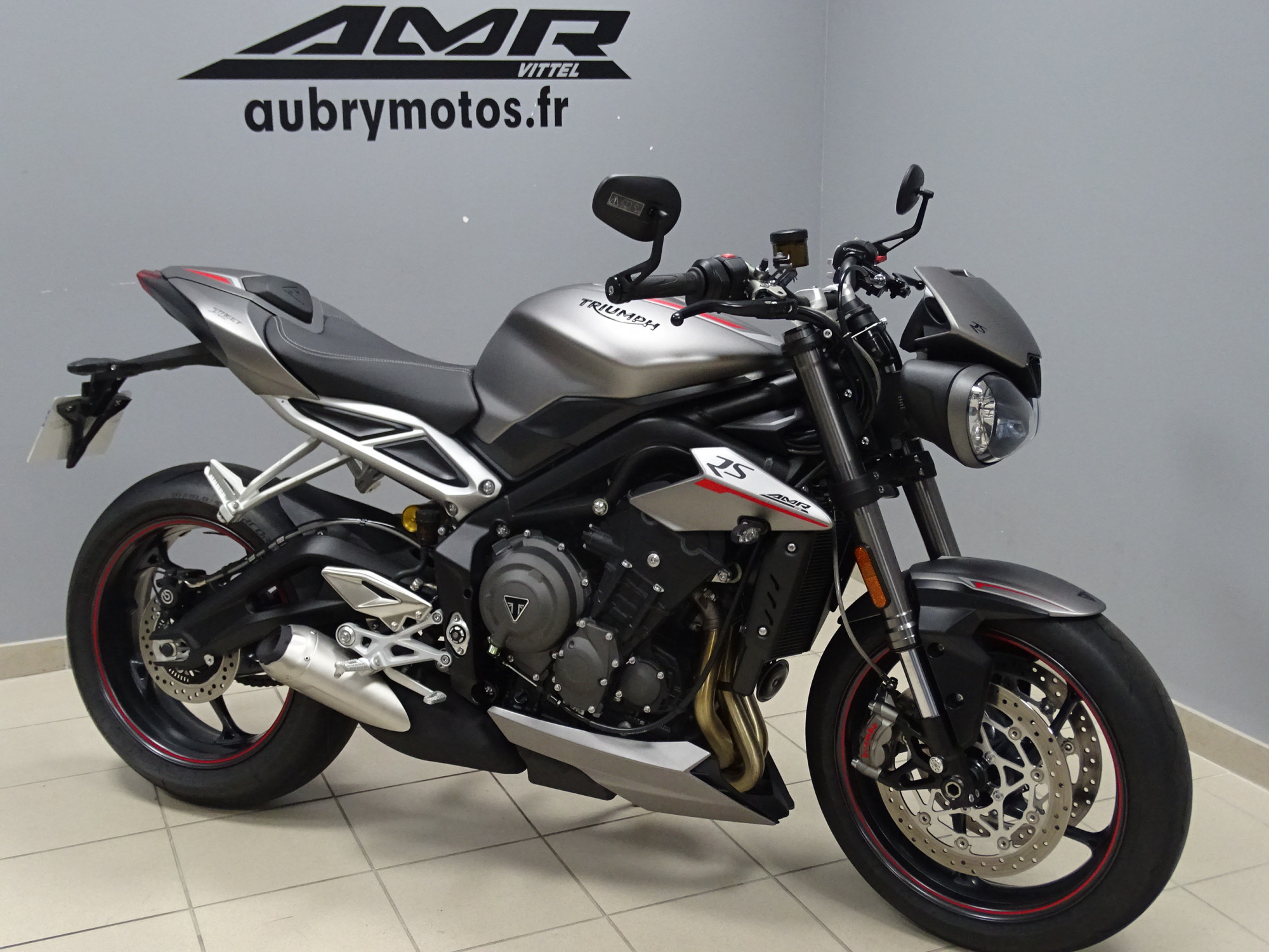 TRIUMPH 765 STREET TRIPLE 765 RS