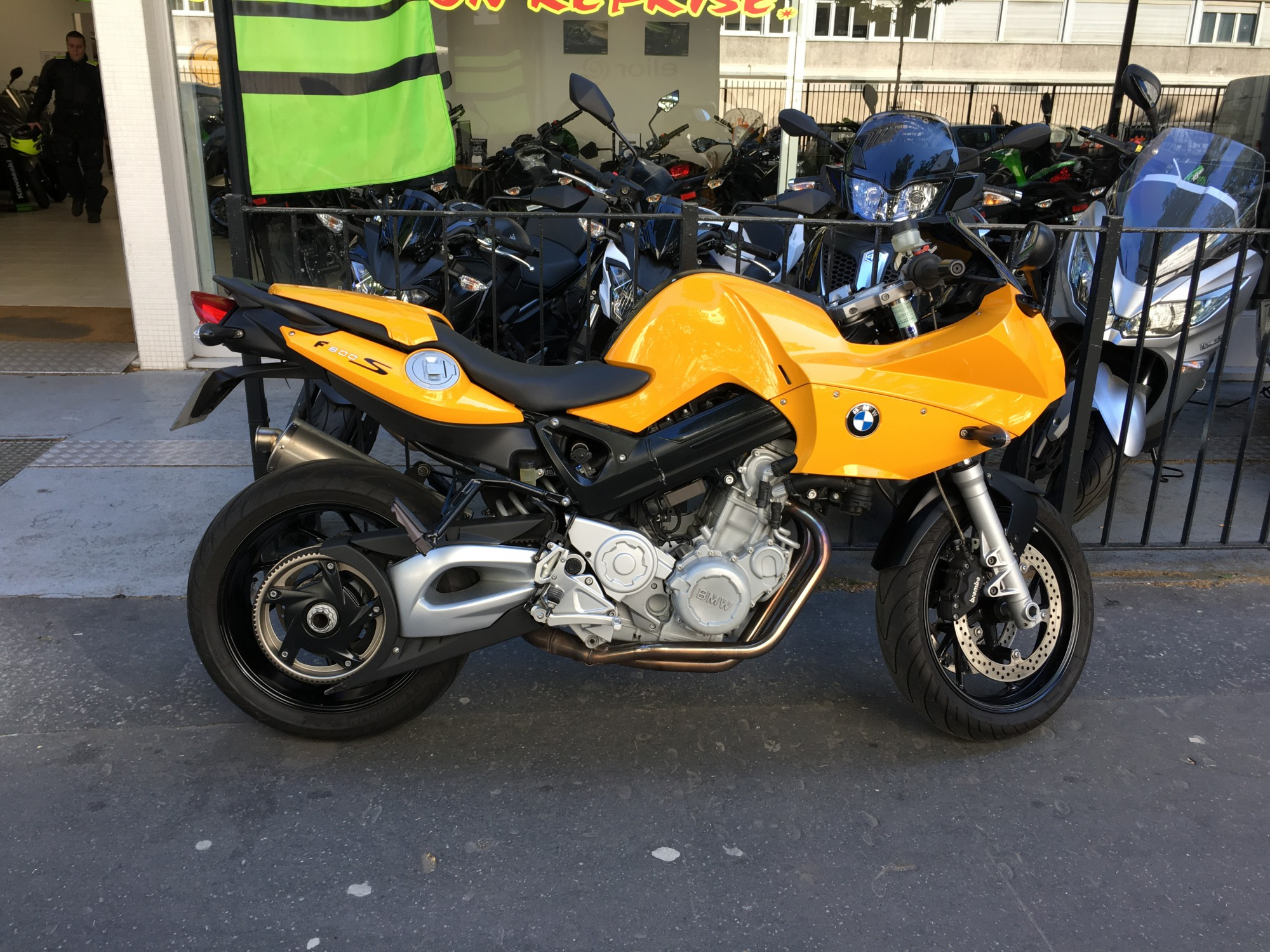 BMW 800 F800 S ABS