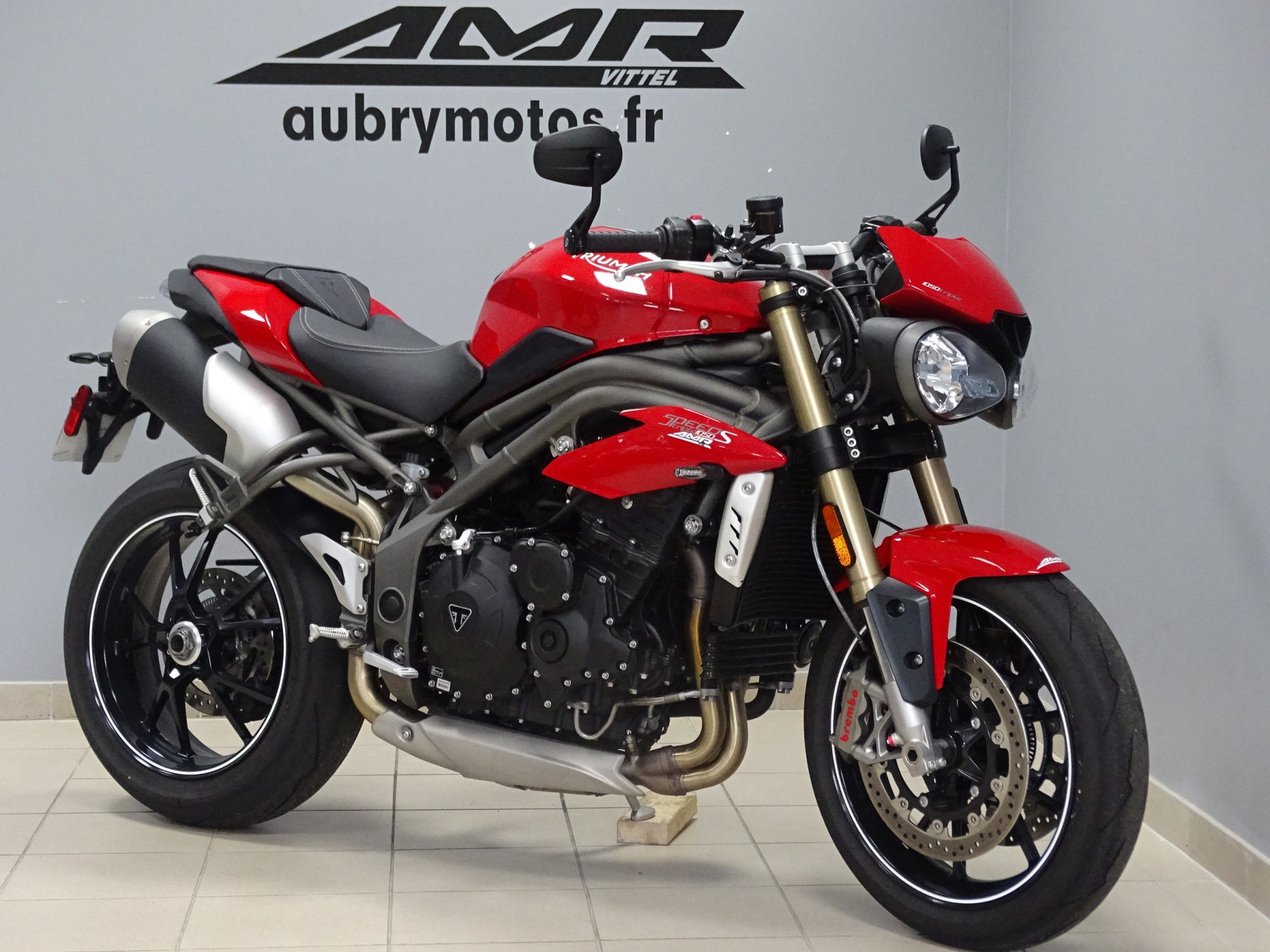 TRIUMPH 1050 SPEED TRIPLE 1050 S