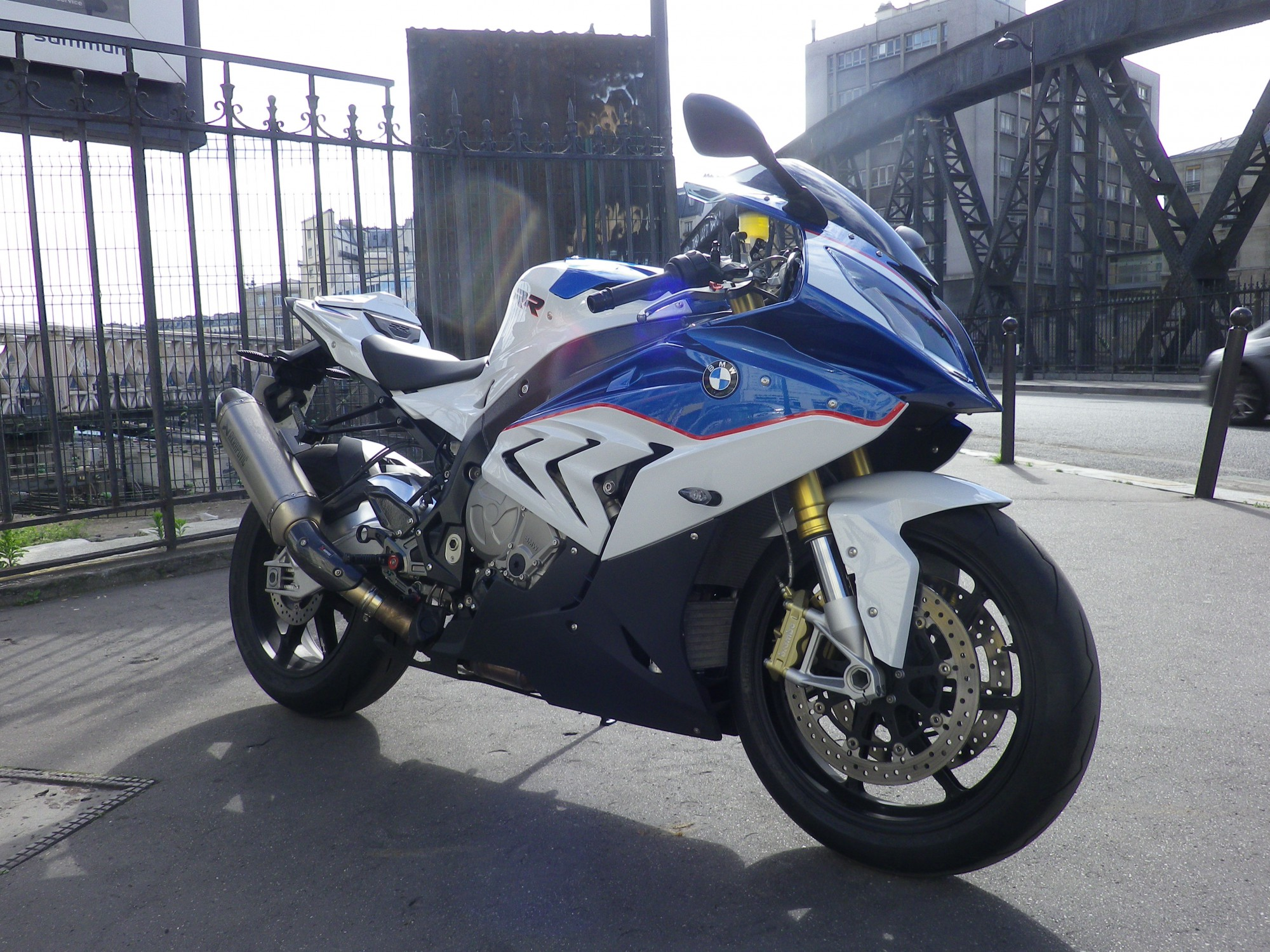 BMW 998 S1000RR REPLICA ABS/DTC/SHIFTER