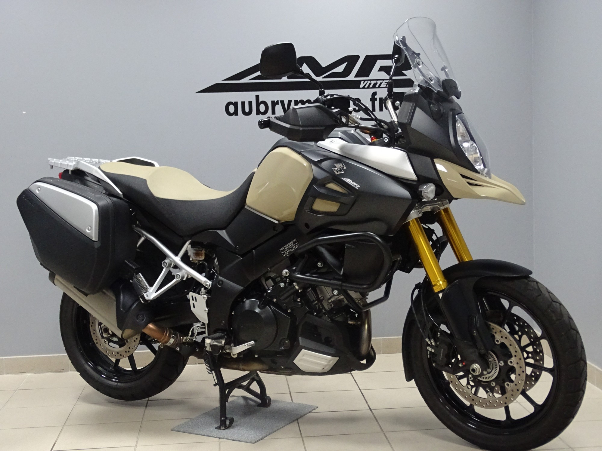 SUZUKI 1000 DL 1000 V-STROM ADVENTURE